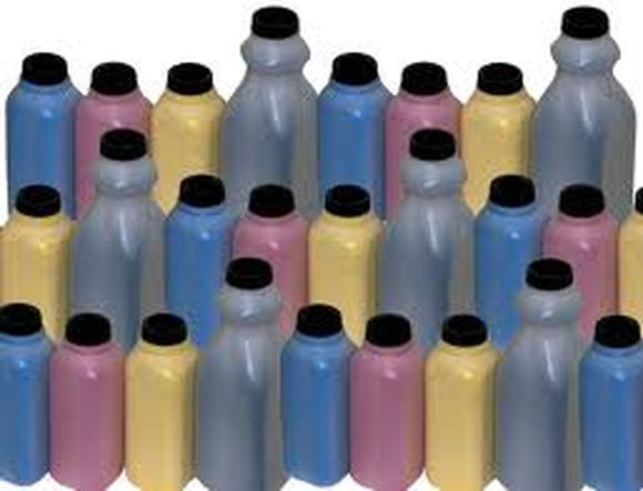 Bottles of Toner