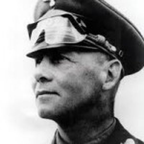 rommel profile b and w