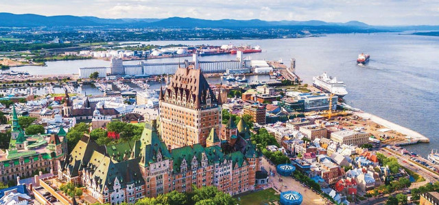 photo: Quebec City