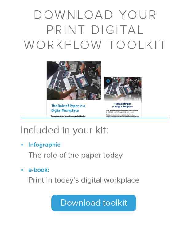 download your print digital workflow toolkit