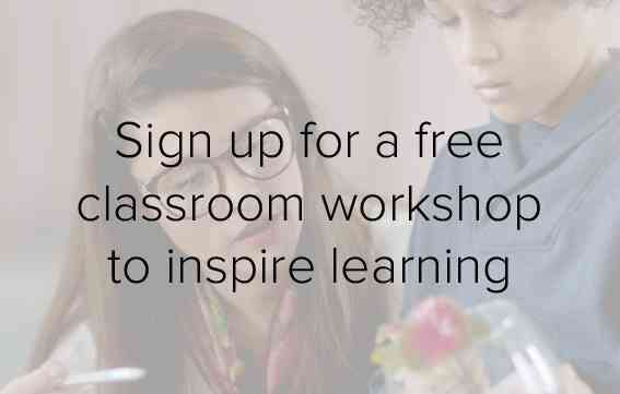 Classroom workshop 2 Banner