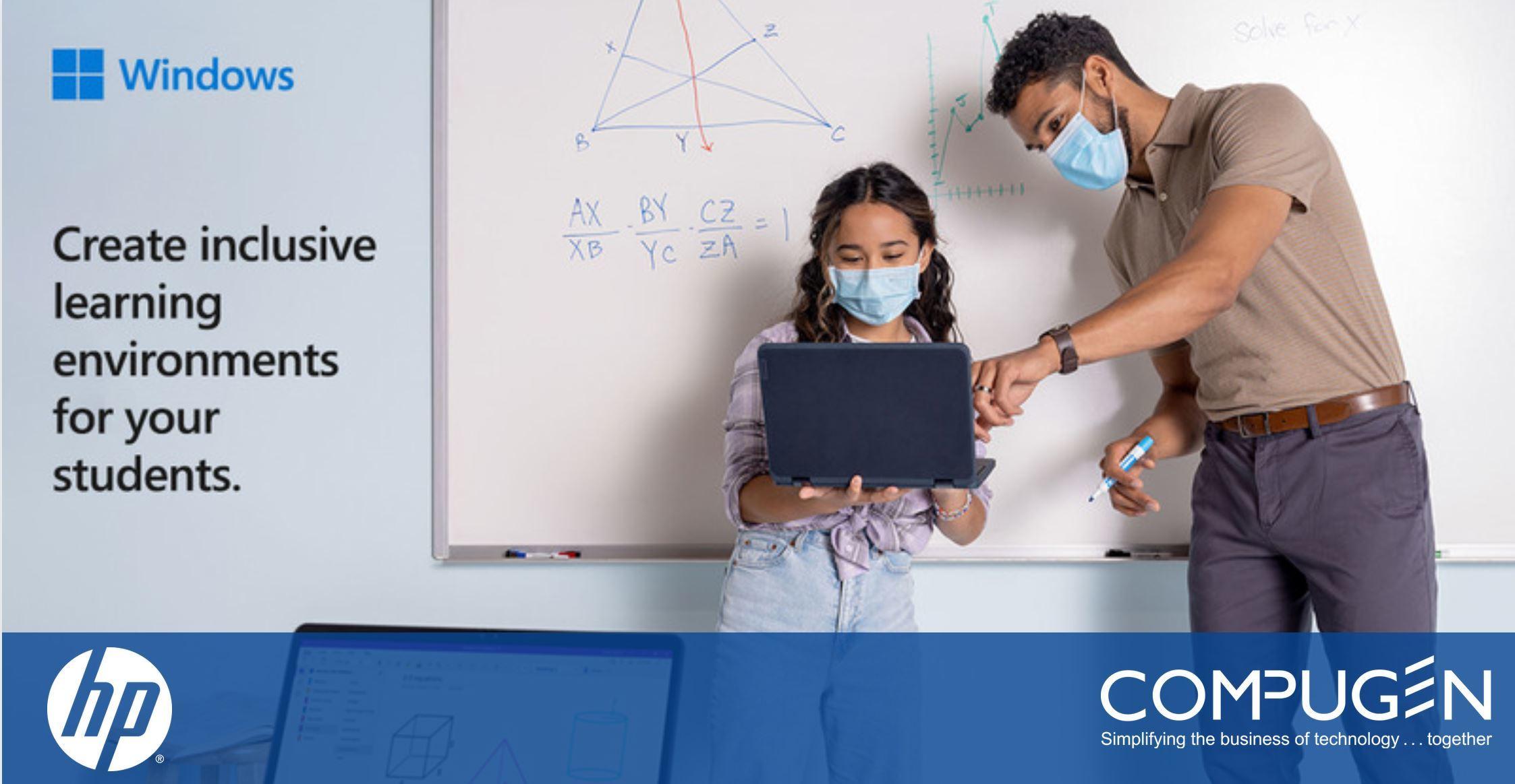 Education Q1 social media ad