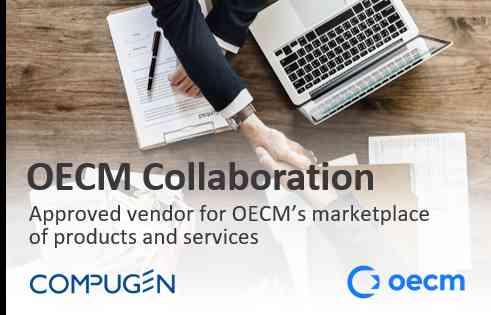 OECM parternship web banner