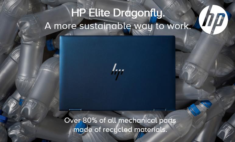 HP Elite Dragonfly banner