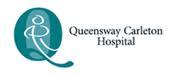 Queensway carleton hospital logo