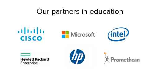 Education partners updated