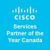 Cisco servicespartner of the year2